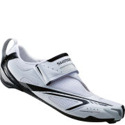 Shimano Tr60 Spd-Sl Triathlon Shoes - White/Black