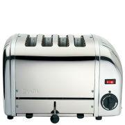 Dualit Classic Vario 4 Slot Toaster Polished