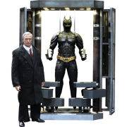 Hot Toys Batman Armory With Alfred Pennyworth 1:6 Scale Figure