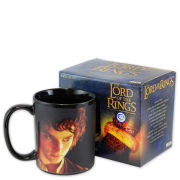 Lord of the Rings Frodo and Ring Thermal Mug