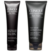 Clinique Wash & Scrub (Regular Bundle)