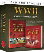 WWII Commemoration (Includes Book)
