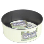 Great British Bake Off 9 Inch Vintage 2 Tone Non Stick Loose Base Round Cake Tin