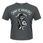 Sons of Anarchy Men's T-Shirt - Reaper Shamrock