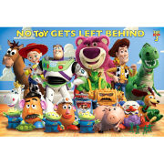 Toy Story 3 Cast - Maxi Poster - 61 x 91.5cm