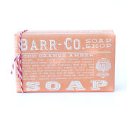 Barr-Co. Soap Shop Bar Soap - Blood Orange Amber (6oz)