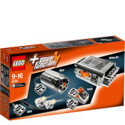 LEGO Technic Power: Function Motor Set (8293)