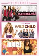 3 Film Box Set: Bandslam/Wild Child/Honey