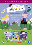 Ben and Hollys Little Kingdom (Hollys Magic Wen / Gastons Visit / Tooth Fairy)
