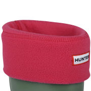 Hunter Kids' Welly Socks - Red