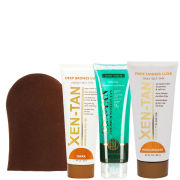 Xen-Tan Self Tanning Kit - Dark (4 Products)