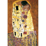 Klimt The Kiss - Maxi Poster - 61 x 91.5cm