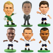 SoccerStarz - England Team Player Figures
