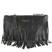 Liebeskind Women's Carol Fringe Crossbody Bag - Black