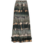 Sugarhill Boutique Summer Breeze Maxi Skirt - Greys