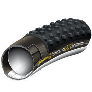 Continental CycloX-King Tubular Cyclocross Tyre - Black