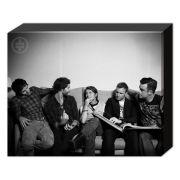 Take That (Bravado) - 50 x 40cm Canvas