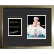 "Marilyn Monroe Ballet - High End Framed Photo - 16"""" x 20"""