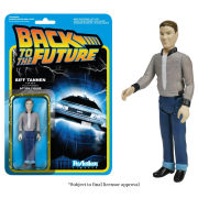 ReAction Back to the Future Biff Tannen 3 3/4 Inch Action Figure