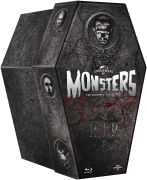 The Classic Monster Coffin Collection