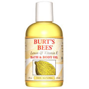 Burt's Bees Lemon & Vitamin E Bath & Body Oil (118ML)