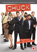 Chuck - Seizoen 5