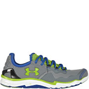 Under Armour Men's Charge RC 2 Running Shoes - Gravel/Hyper Green/Moon Shadow