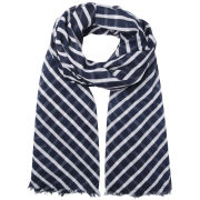 Vero Moda Hilde Long Scarf - Black /Irish Comb
