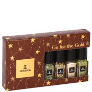 Jessica Nails Go For Gold Collection
