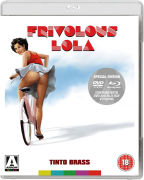 Frivilous Lola - Double Play (Blu-Ray and DVD)