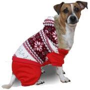 Pawsie Classic Dog Onesie - Red