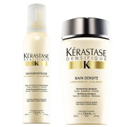 Kerastase Densifique Bain Densite (250ml) and Mousse Densimorphose (150ml)