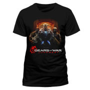 Gears of War Men's T-Shirt - Poster Art