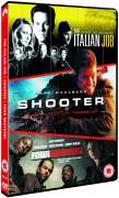 Shooter/The Italian Job (2003)/Four Brothers