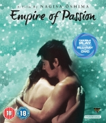 Empire of Passion (Bevat Blu-Ray en DVD Copy)