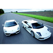Supercar Driving Blast with Passenger Ride