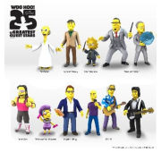 Simpsons 25th Anniversary Series 3 - Mike Mills R.E.M Action Figure