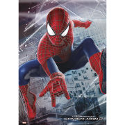 Marvel The Amazing Spider-Man 2 Webslinger - Metallic Poster - 47 x 67cm