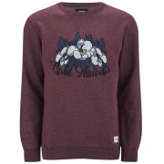 A QUESTION OF Men's Cold Hawaii Sweater - Burgundy