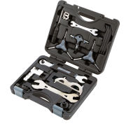 Super B Tool Set 17 Pieces - Grey