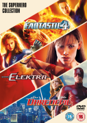 Superheroes Triple Pack - Fantastic 4/Elektra/Daredevil