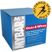 Oats & Whey - Real Raspberry