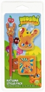 Moshi Monsters Stylus Pack - Katsuma (3DS, DSiXL, DSi, DS Lite)