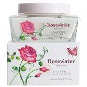 Crabtree & Evelyn Rosewater Body Cream (200G)