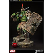 Sideshow Collectibles Gladiator Hulk 20 Inch Statue