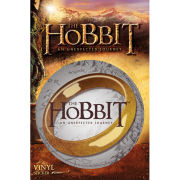 The Hobbit Ring - Vinyl Sticker - 10 x 15cm