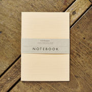 Katie Leamon Apricot Dash Notebook