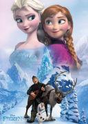 Disney Frozen Collage - Giant Poster - 100 x 140cm