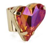 Maria Francesca Pepe Heart Earcuff - Gold
