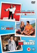 I Now Pronounce You Chuck And Larry/50 First Dates/Mr Deeds